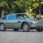 Final Silverstone Auction for Year Showcases Aston Martin DB4 Series II Coupe