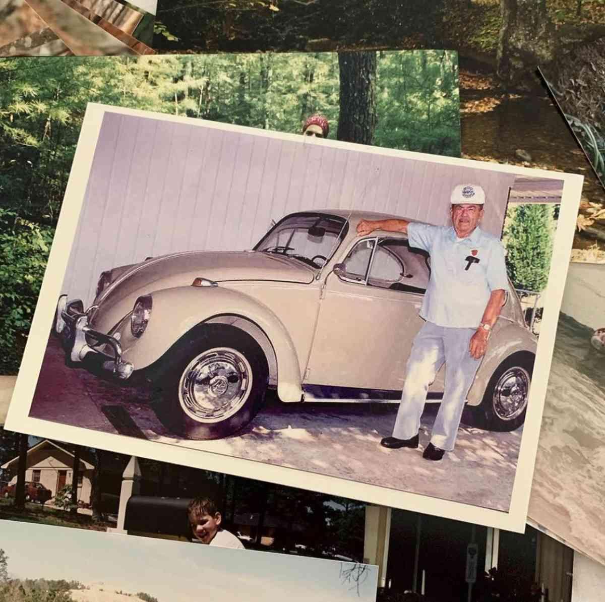 VW grandpa
