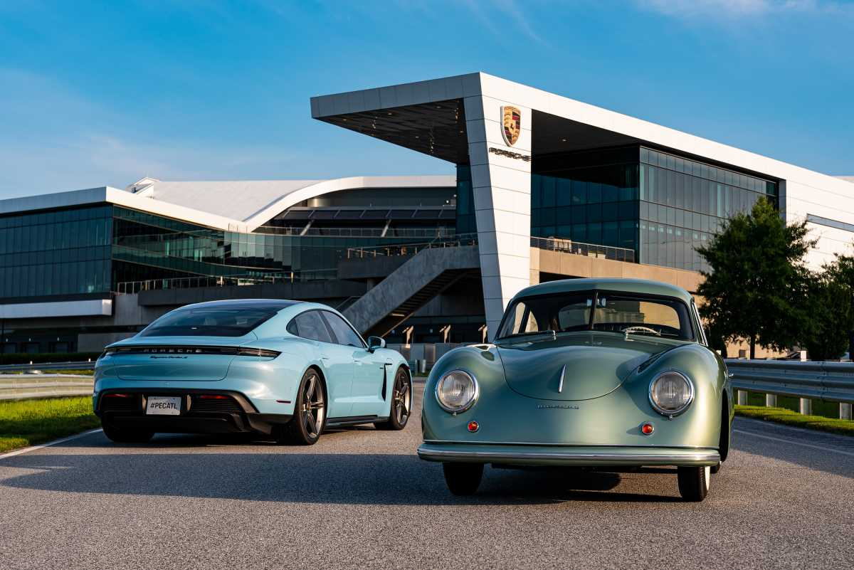 70 years of Porsche in USA
