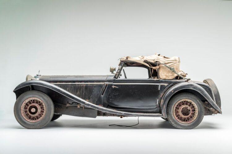 1935 Mercedes-Benz 290 Cabriolet A
