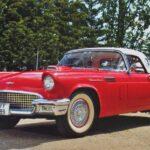Ford Thunderbird- Little Bird 1955–1957