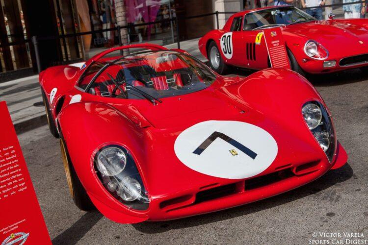 1967 Ferrari 330 P4- Chassis 0856