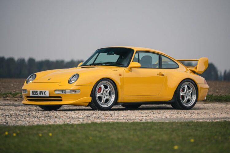 1996 Porsche 911 (993) Carrera RS