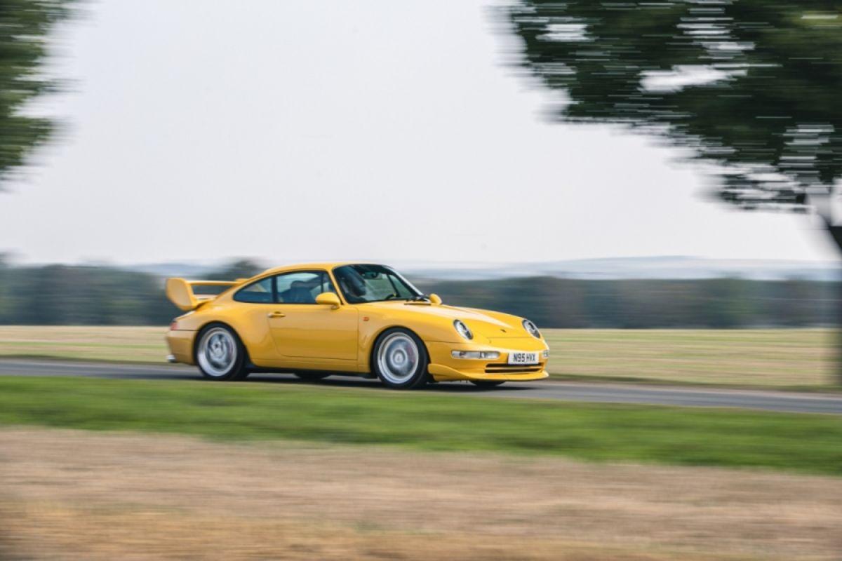Porsche auction