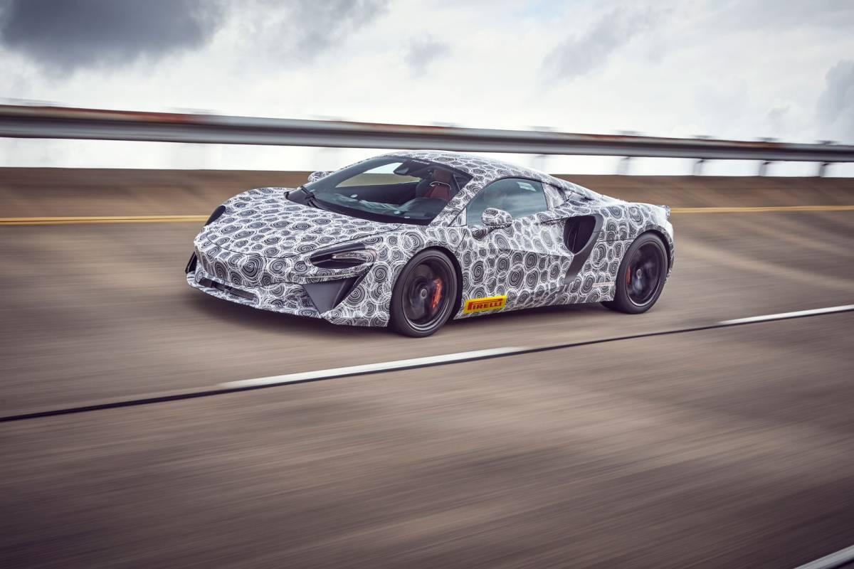 Hybrid McLaren