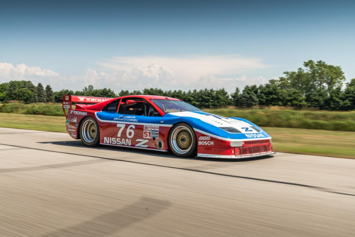 1989 Nissan 300ZX Turbo IMSA GTO
