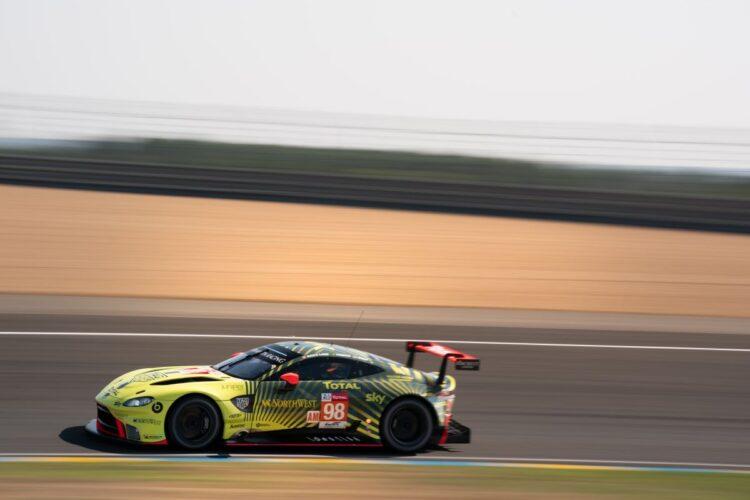 GTE Am Aston Martin Vantage