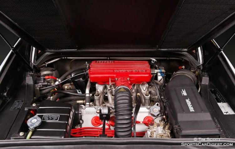 2.9-Litre V8 with 4-valve