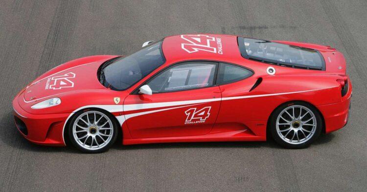 Ferrari 430 Challenge Car