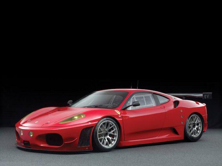 2008 Ferrari 430 GTC