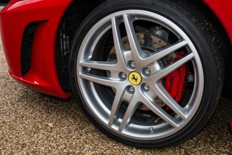 wheel of F430