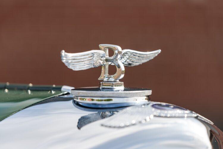 1930 Bentley 8-Liter Tourer