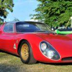 Alfa Romeo 33 Stradale – Eighteen Stunning Cars