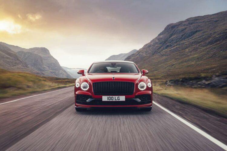 Bentley V8 Flying Spur