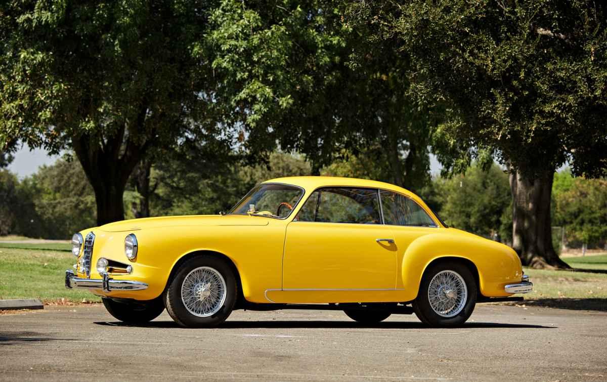 alfa romeo 1900 C SS Coupe
