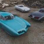 Once in a Lifetime Offering of Alfa Romeo B.A.T. 5, 7, and 9 at Sotheby's Contemporary Art Evening Sale