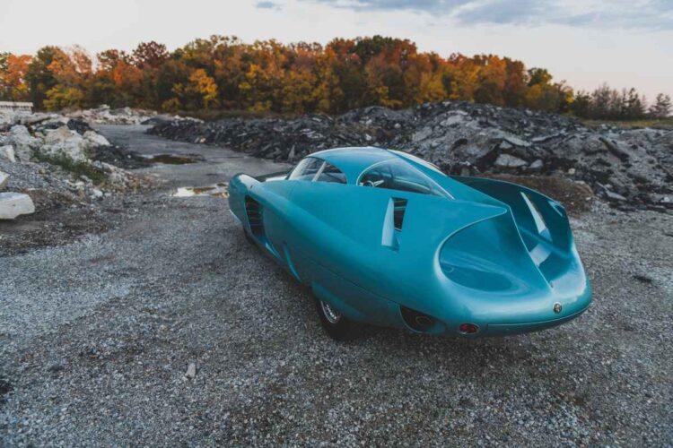 Alfa Romeo 1954 B.A.T. 7