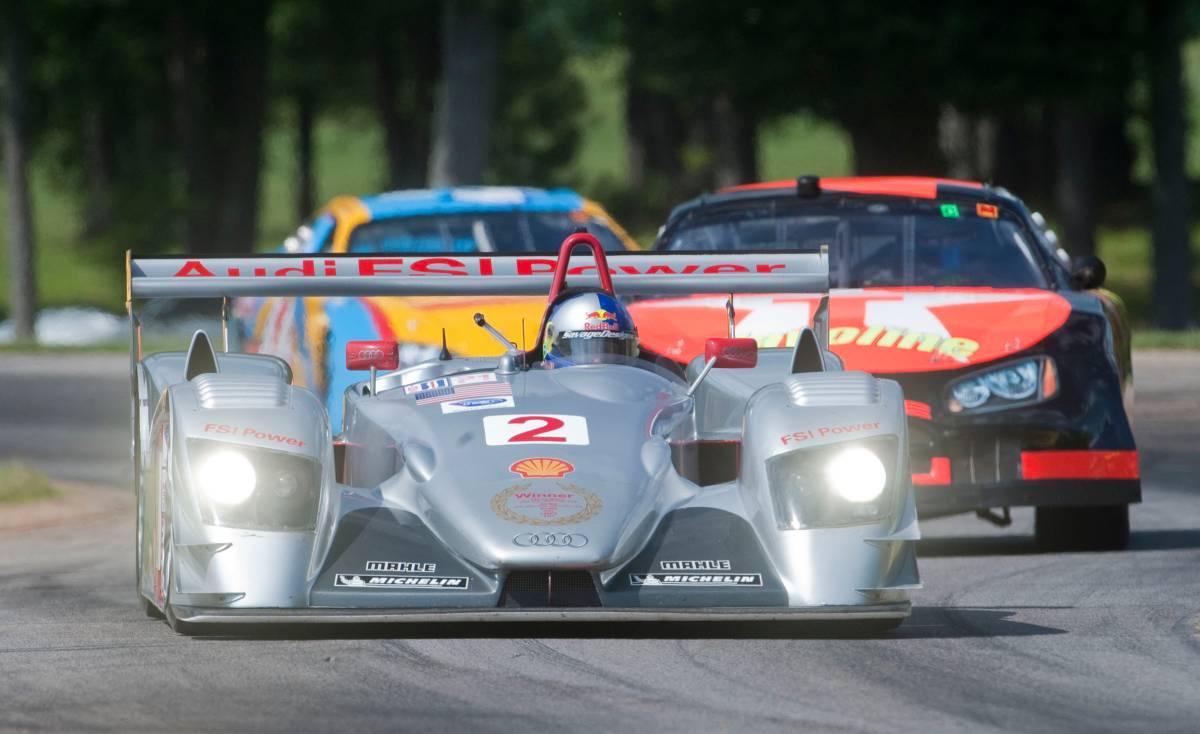 SVRA racing