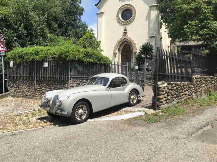 1953 Jaguar XK 120 Fixed Head Coupe