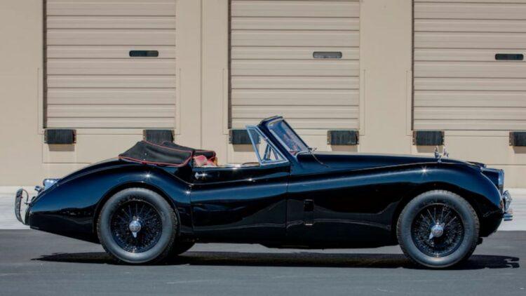 1953 Jaguar XK 120 Drophead Coupe