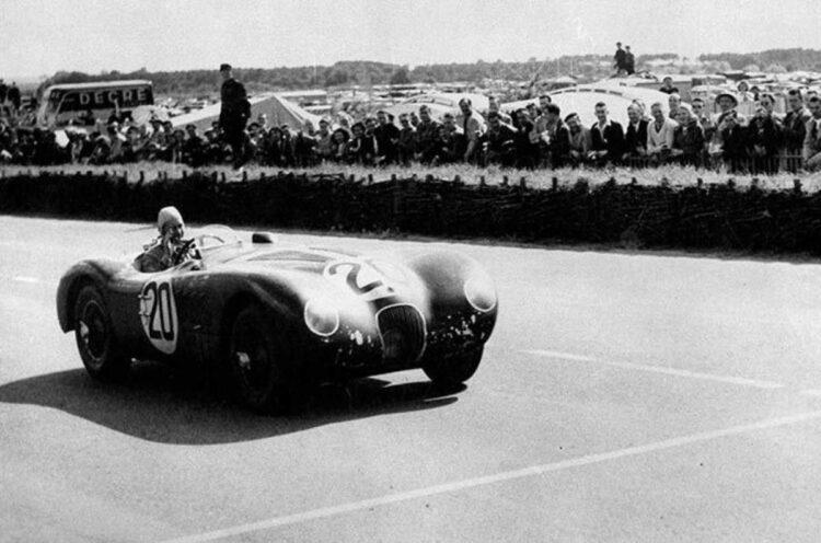1951 Le Mans Victory.
