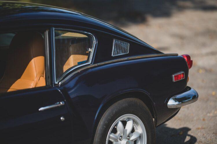 1970 Triumph GT6+ vents