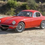 1960 Lotus Elite Series 1- Upcoming Auction
