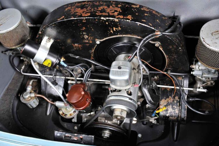 Pre-A 356 Engine