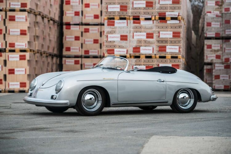 1955 Porsche 356 Pre-A 1600 Speedster