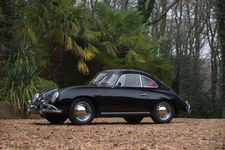 1958 Porsche 356 A 1600 Super Coupé