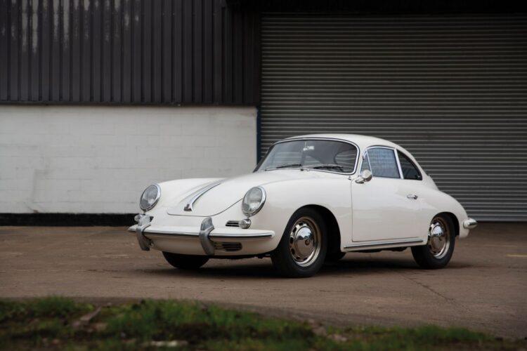 1965 Porsche 356 C 1600 C Coupé