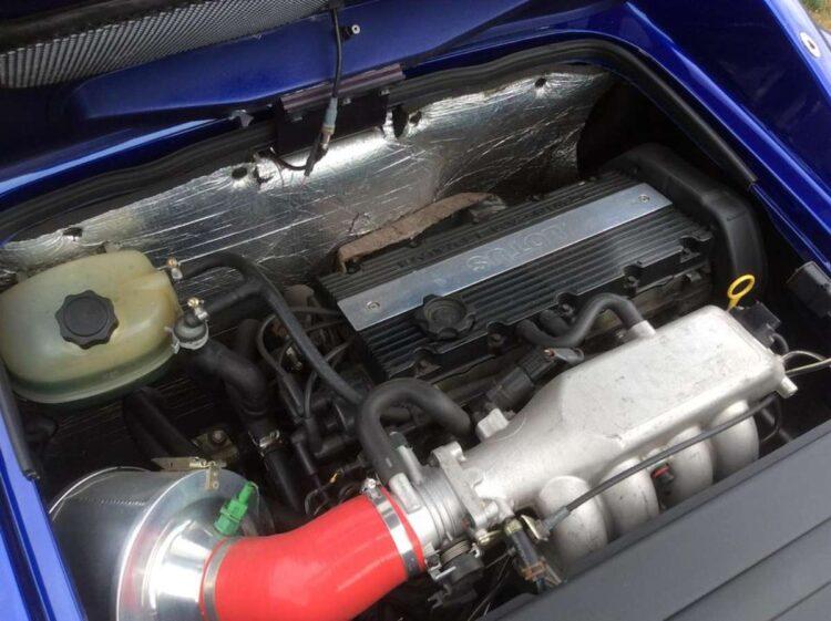 Series 1 Lotus Elise Engine