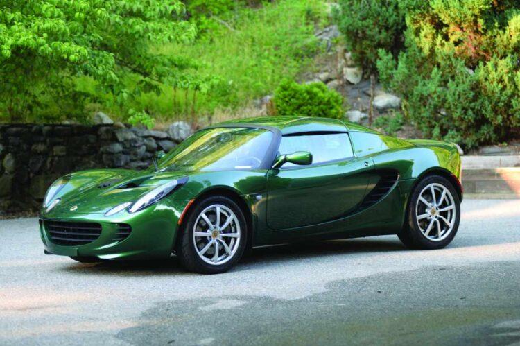 2005 S2 Lotus Elise