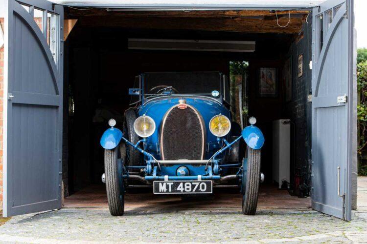 1929 Bugatti Type 40 Grand Sport Tourer