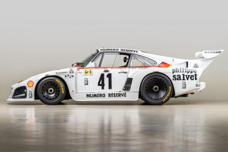 1979 Porsche 935 K3.