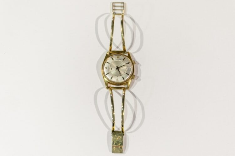 Sir Stirling Moss Watch included in Sir Stirling Moss OBE Collection
