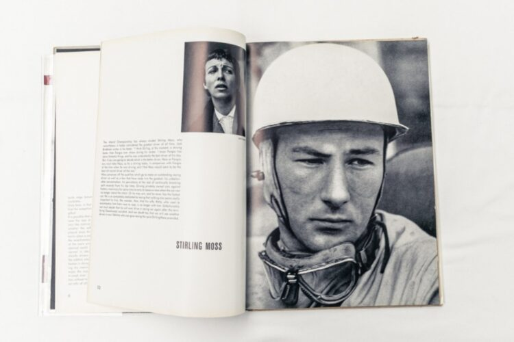 book of Stirling Moss