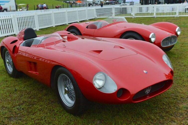 1956 Maserati Tipo 300S
