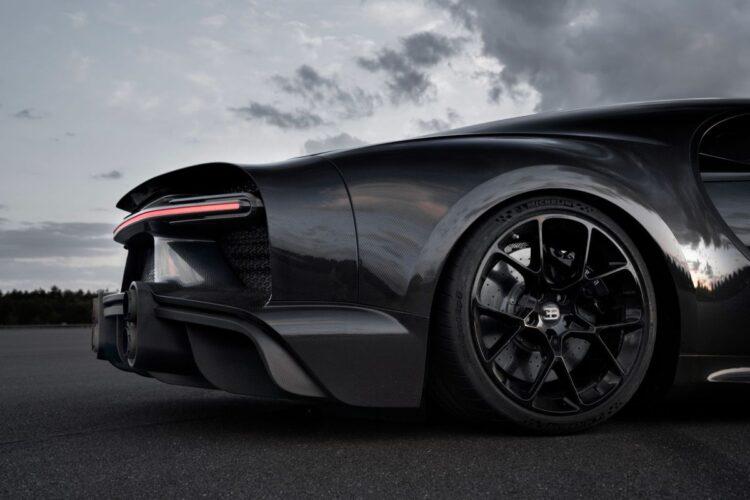 Rear profile
