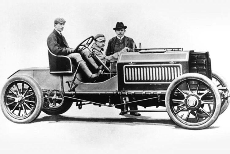 Bugatti Type 5