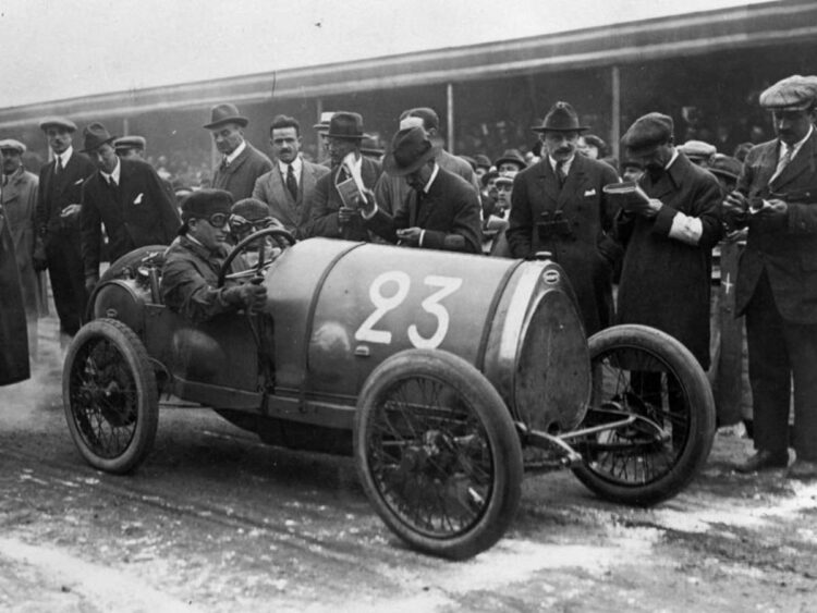 1914, Bugatti Type 13