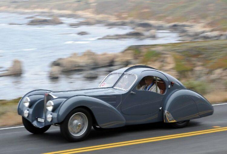 1937 Bugatti Type 57 S