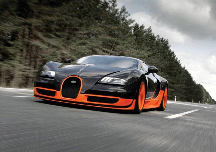 2010 Bugatti Veyron Super Sport