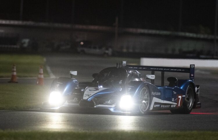 racing in the 2020 HSR Daytona Classic 24 Hour