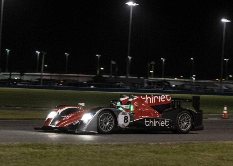 driving at Daytona