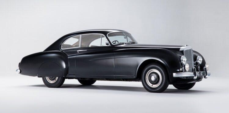 1953 Bentley Continental Sports Saloon