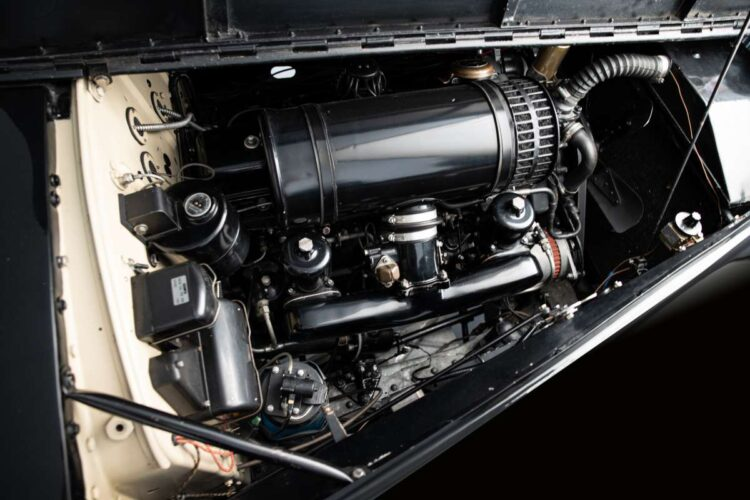 Engine for 1953 Bentley Continental Sports Saloon