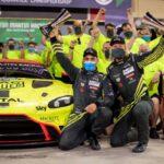 Aston Martin Racing Team Secures World Endurance Drivers' Championship