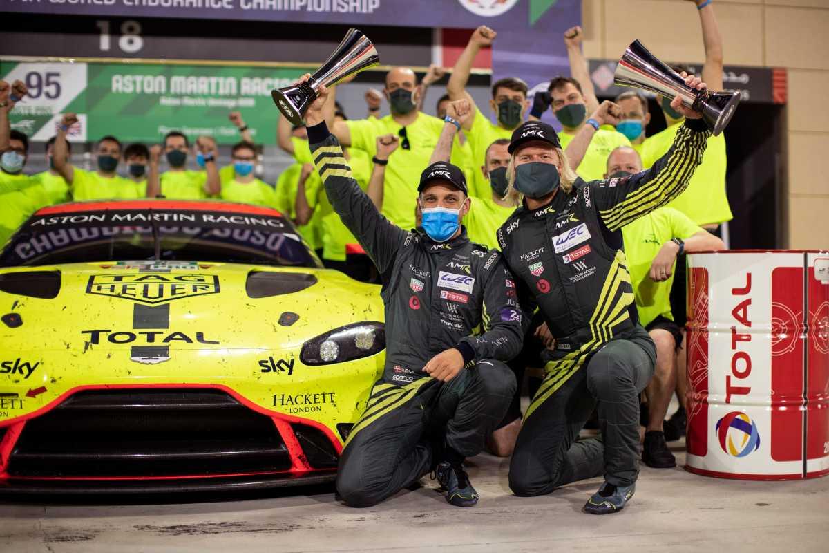 Aston Martin Victory