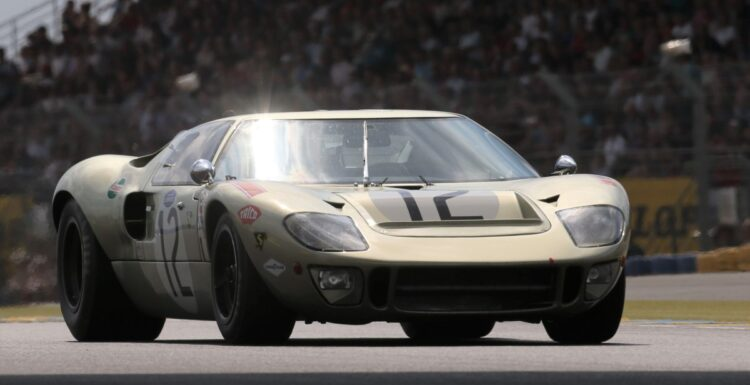 Ford GT40 Historic Racing